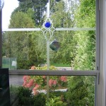 vertical window