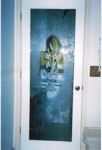 Vertical Room Interior Door