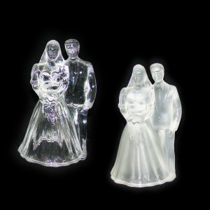 dip example wedding figurines