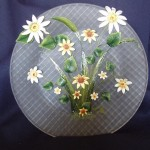 shannon bee 3d paste daisies