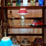 robar booth lights lampshade