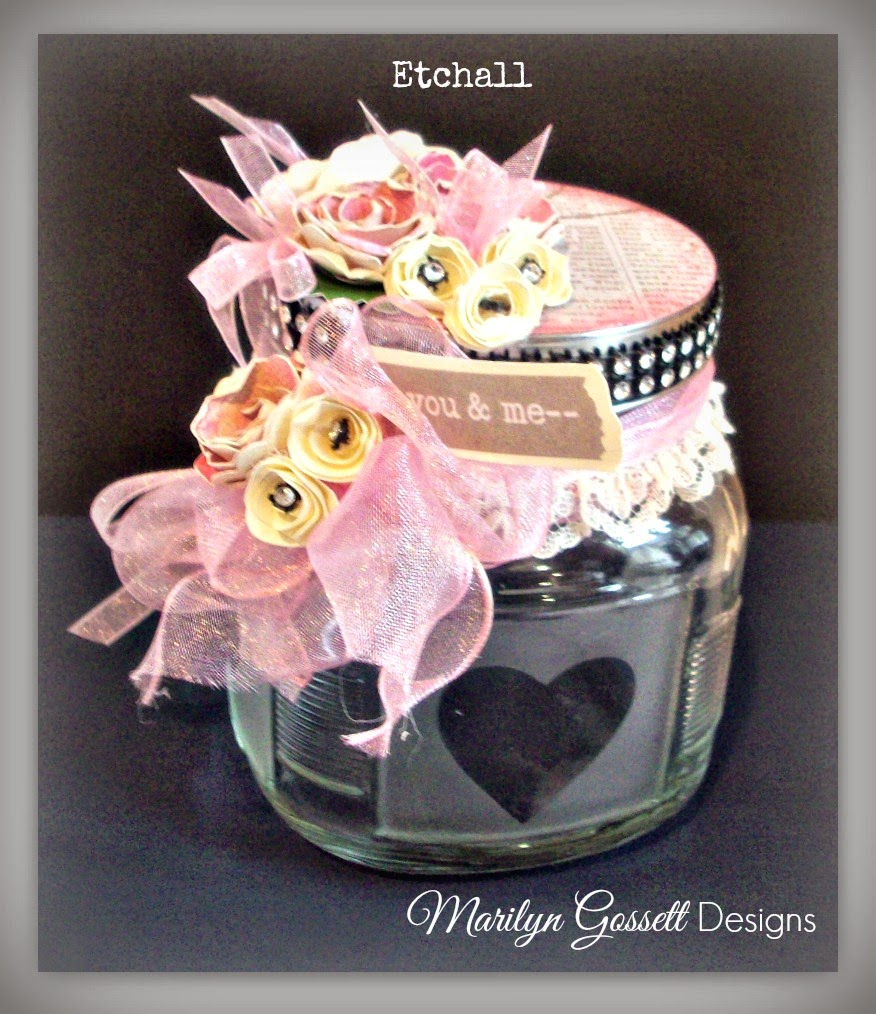 etched jar valentine's day crafts