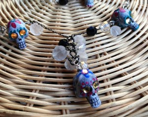 maria day of the dead beads