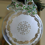 Etchall Christmas Ornament 1