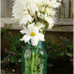 sue eldred mason jar vase