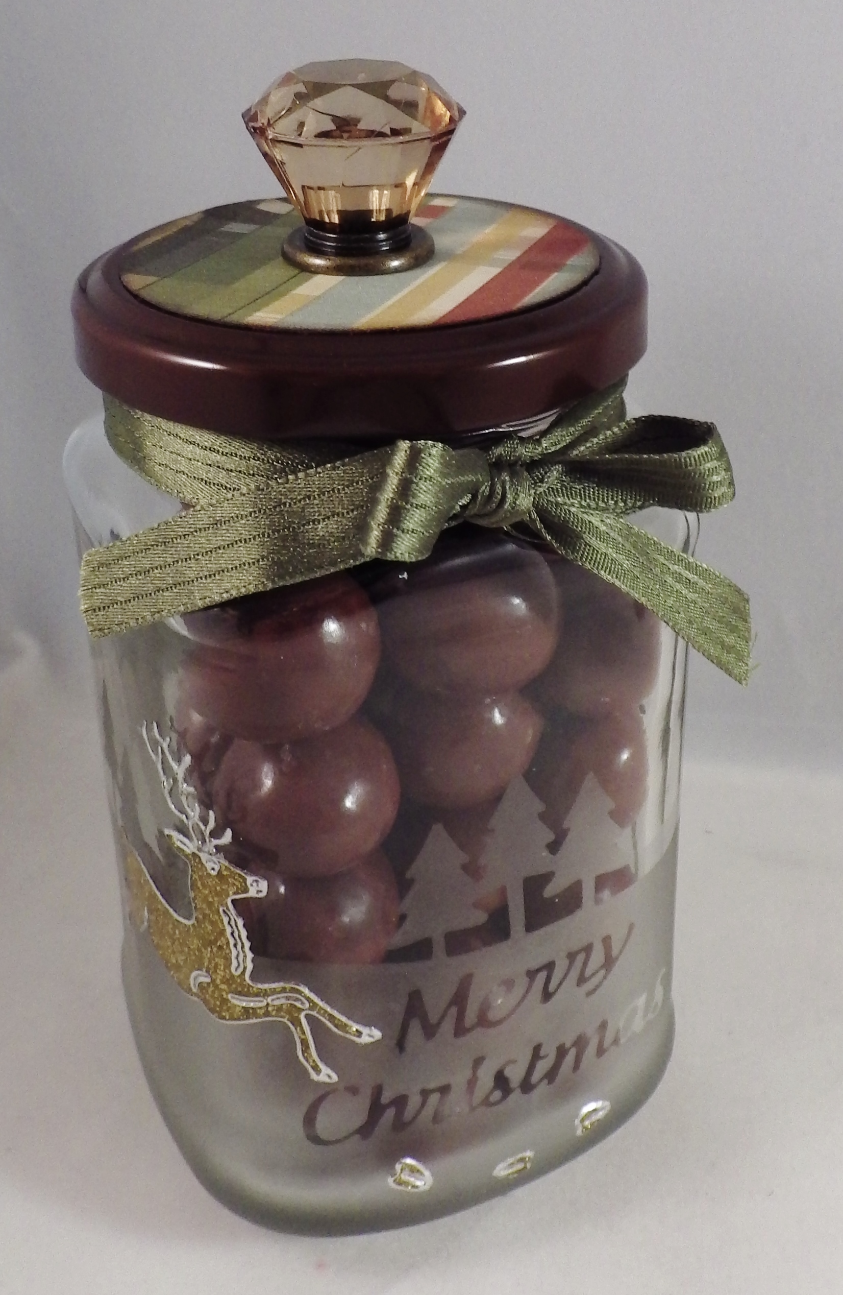 Holiday Candy Jar - Candy Spiegel