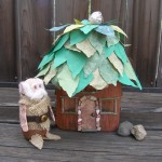 Gnome and Fairy House