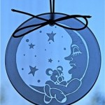 margie moon baby ornament