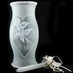 3d paste vase
