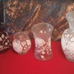 3d paste vases