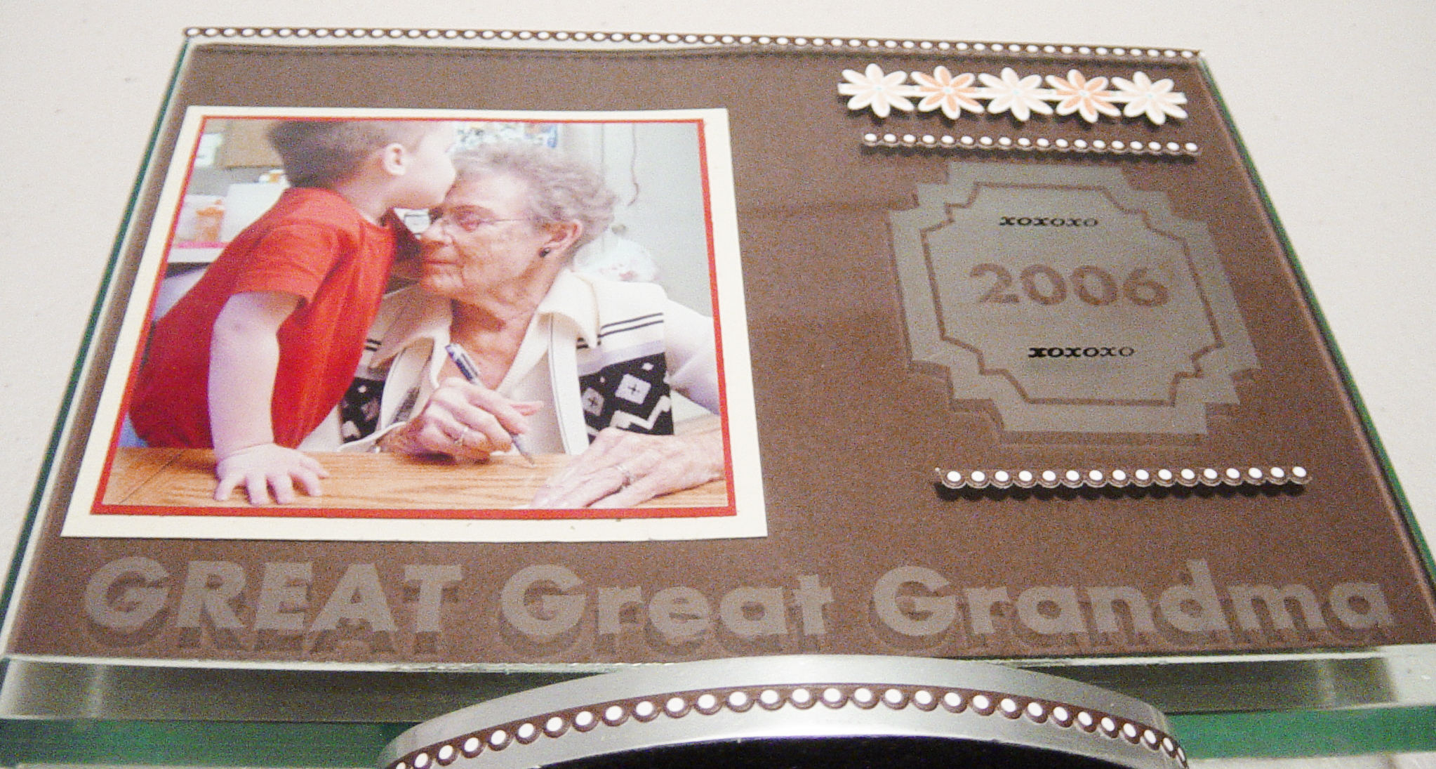 Great Grandma Frame by Michelle Standridge