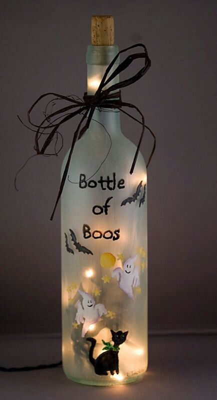 """Bottle of Boos"" by Barbee Bosler"