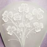etchall etching cream dimensional paste 3d paste shamrocks