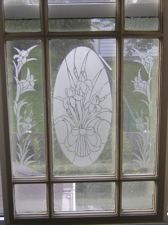 Floral Window