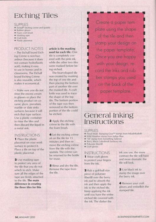 carol magazine