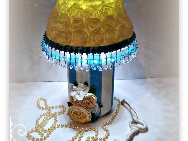 Mother's Day Lamp