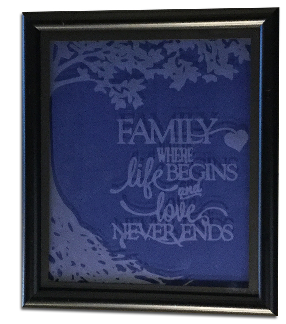 Family: Where Life Begins & Love Never Dies