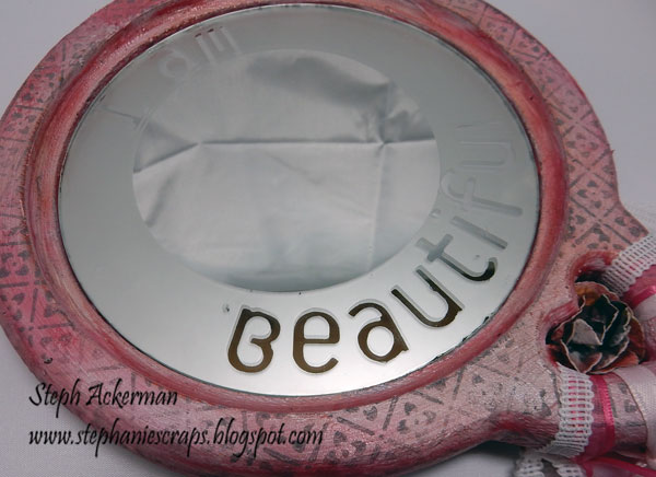 """I am Beautiful"" Mirror"