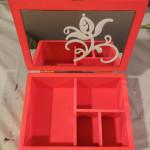 etchall glass etching jewelry box DIY