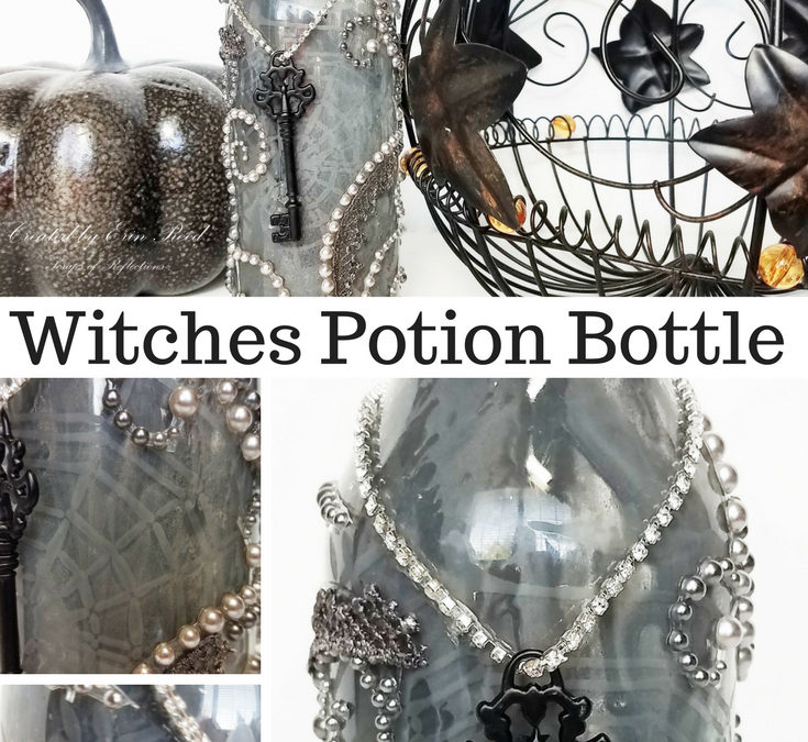Witches Potion Bottle