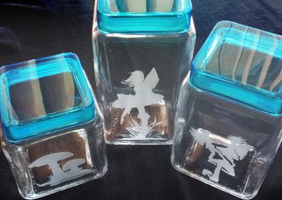 Fairy Jar Demo for CREATIVATION